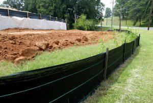 Different Types of Silt Fence Fabrics